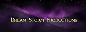 Dream Storm Productions Logo Design
